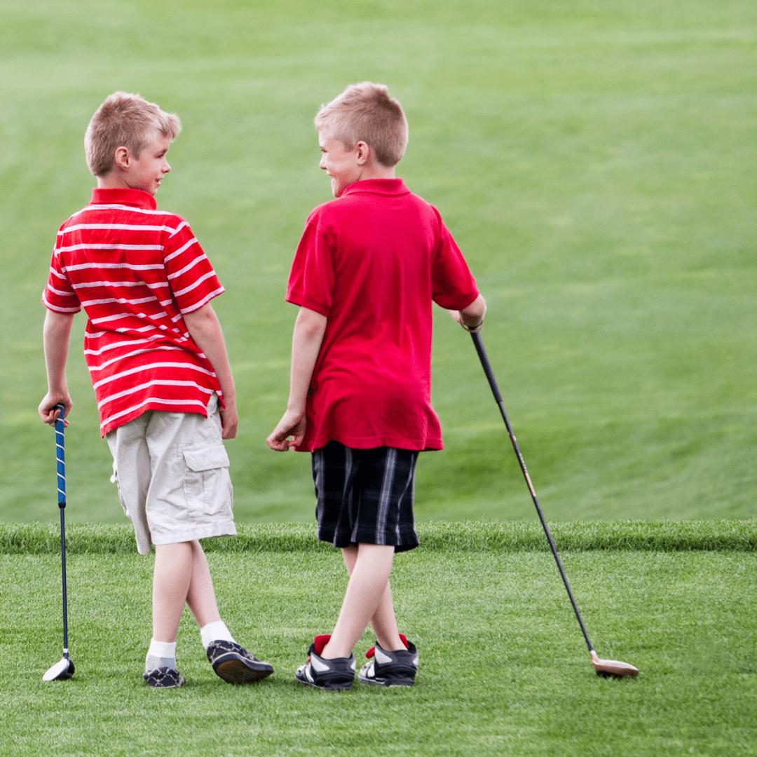 Junior Night Golf League