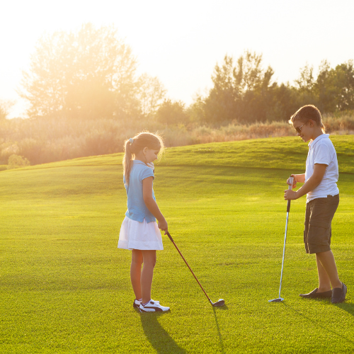 Kids Golf Club Edmonton
