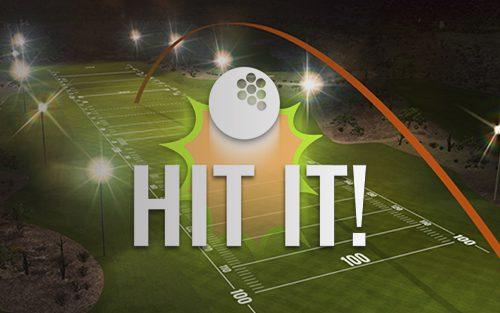 virtual golf ball tracking