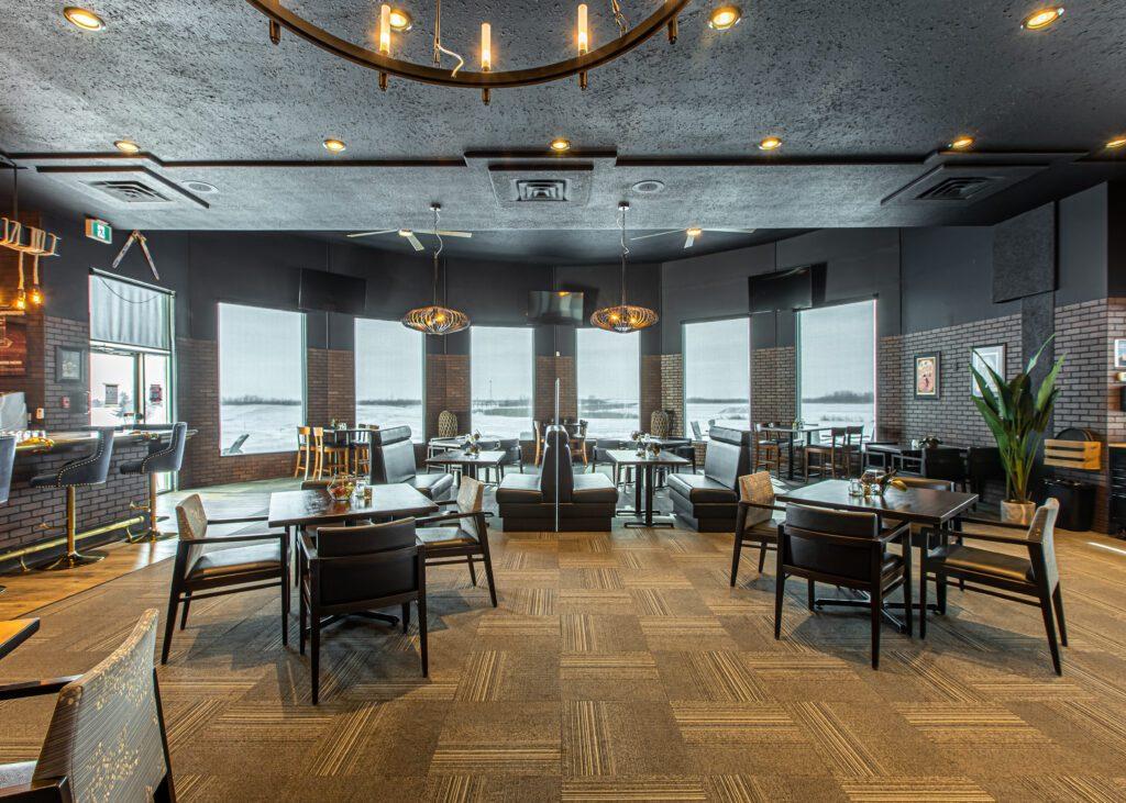 Out Of Bounds Restaurant Edmonton