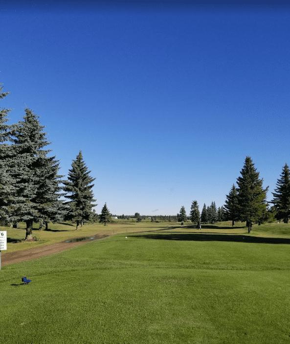 cattail crossing golf, edmonton