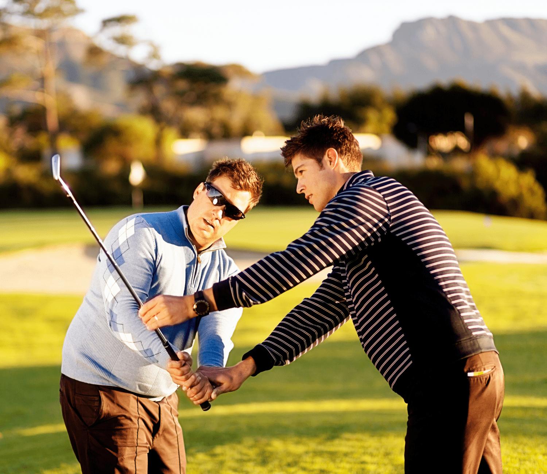 Golf Lessons St Albert