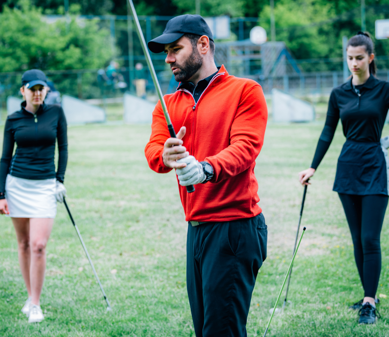 Golf Lessons Sturgeon County