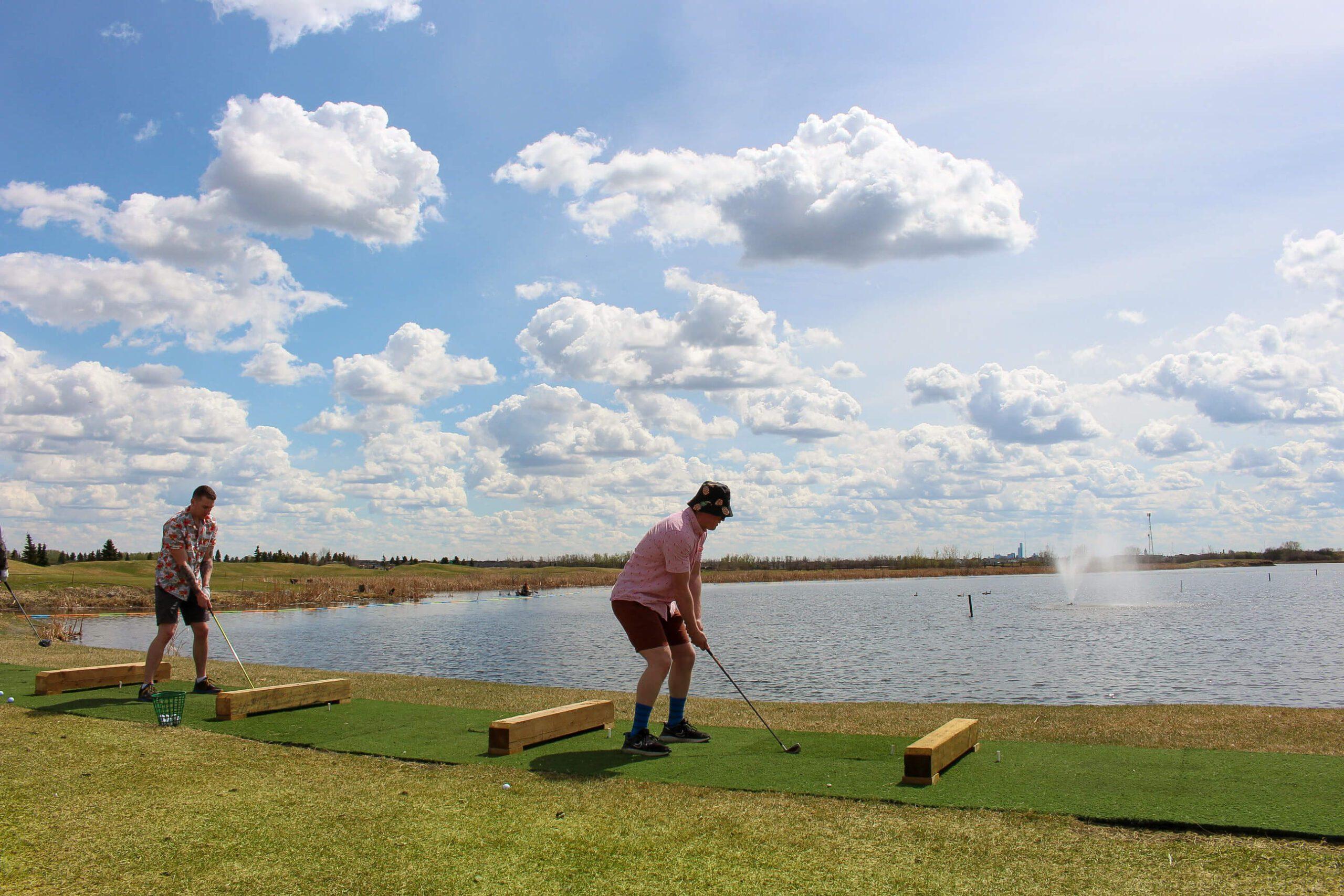 golf edmonton