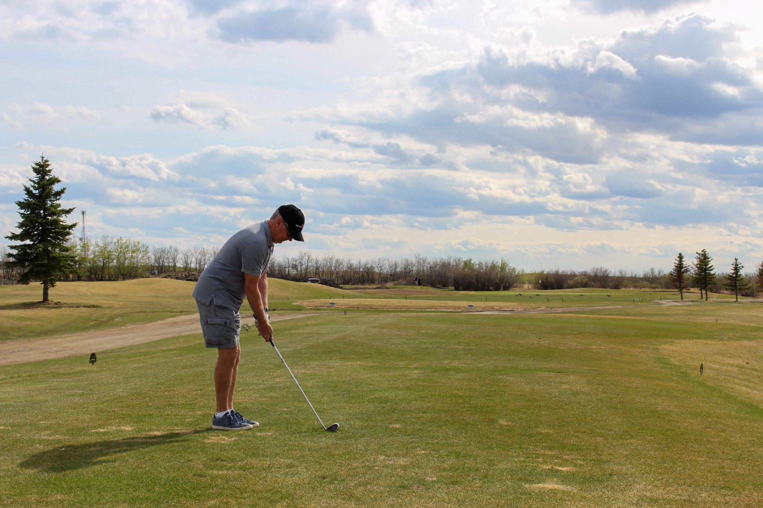 Golf Course Edmonton